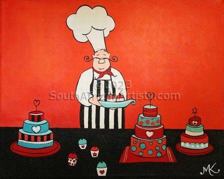 Cake Chef