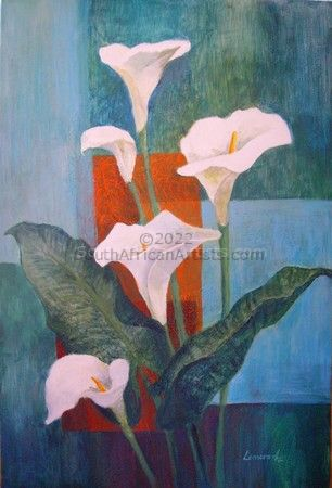 White Arums