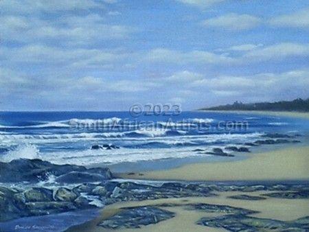 KZN-SA Beach