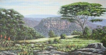 Oribi Gorge KZN SA