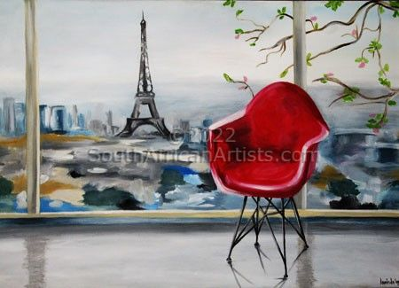 Red Chair in France