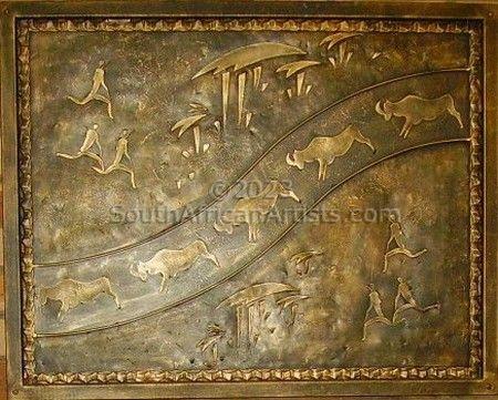 Bushman Mural