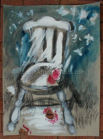 Chair Painting - Evolving