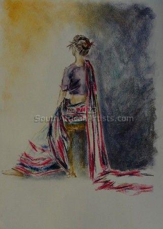 Violet Sari