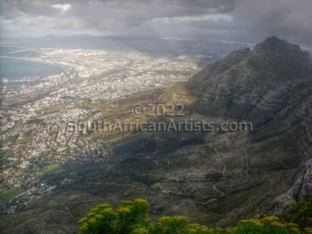 View From Table Mountain #1
