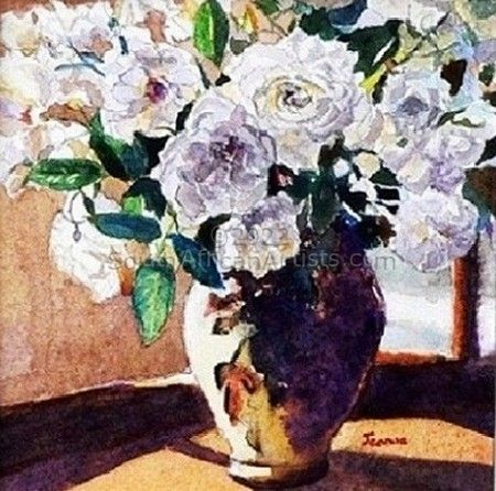 Vase withRoses
