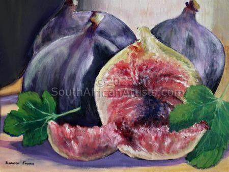 Delicious Ripe Figs