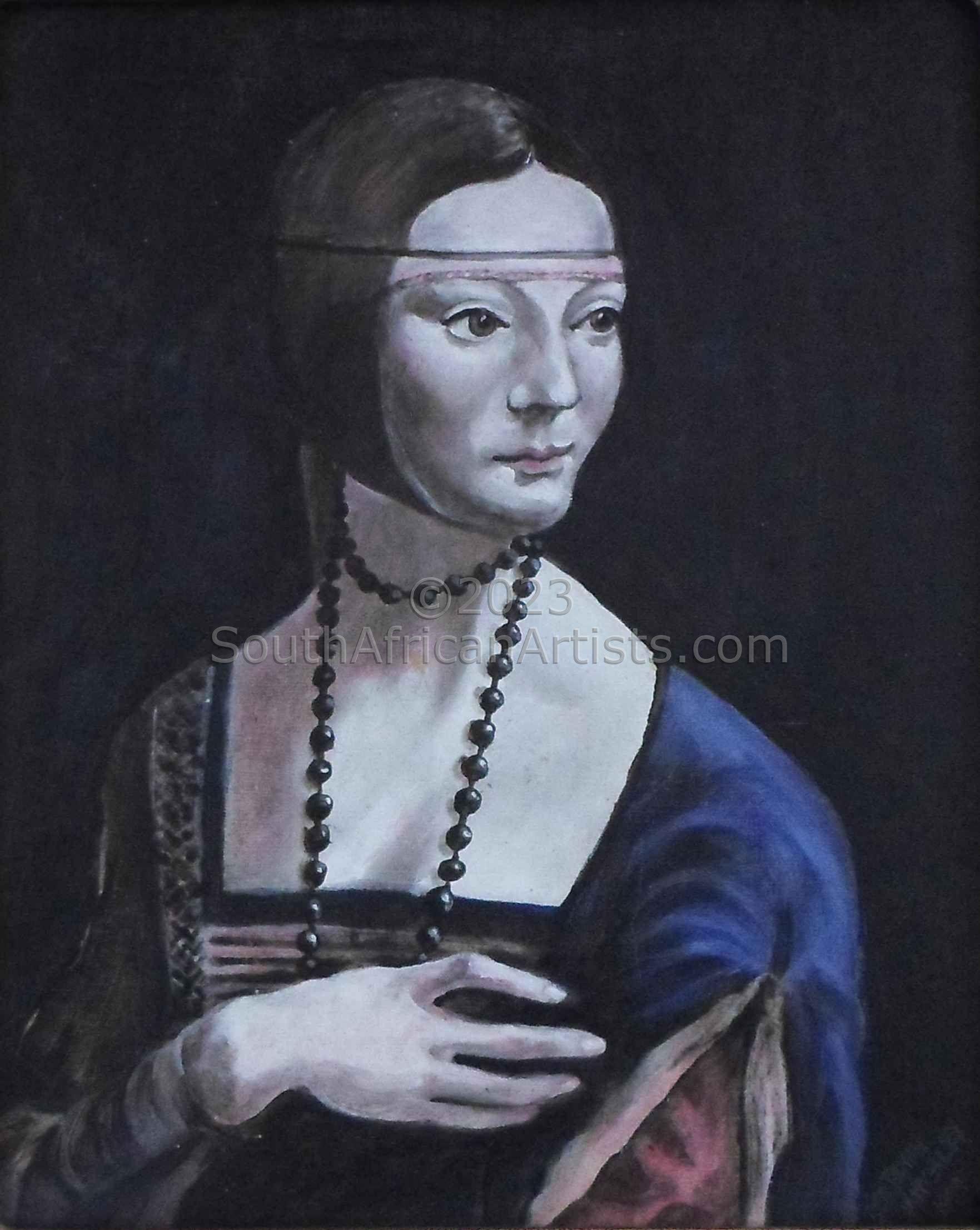 Lady With No Ermine