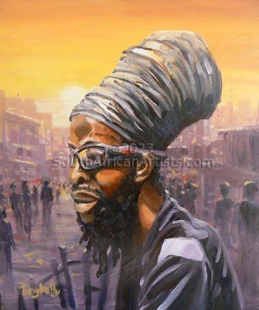 Rastafarian - Hat