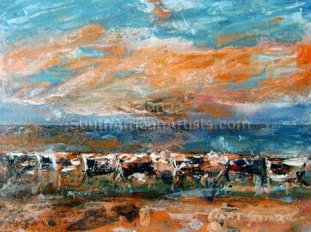 Richtersveld Cattle