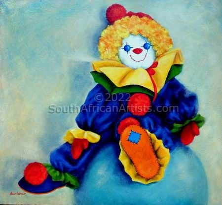 The Toy Clown