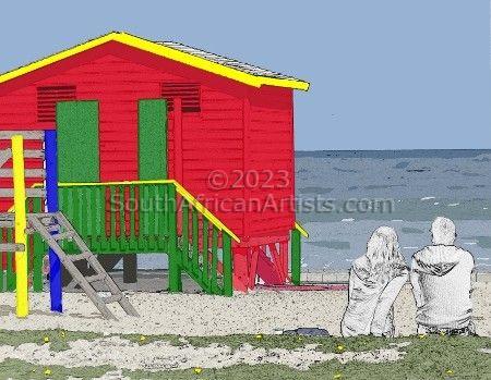I Do Like to Sit Beside the Seaside