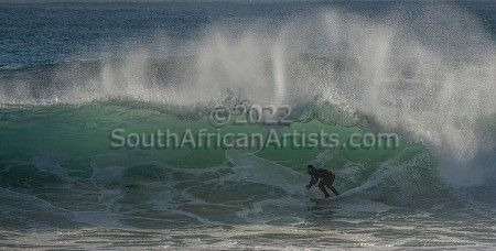 Surfer Series - Image #1