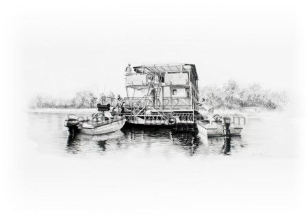 kariba houseboat
