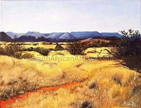 Karoo Heatscape