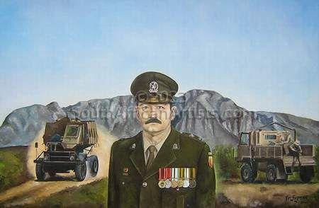 Lt. Col. F. Rabie