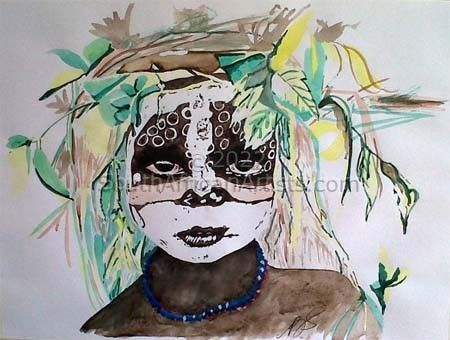 Surma tribe II