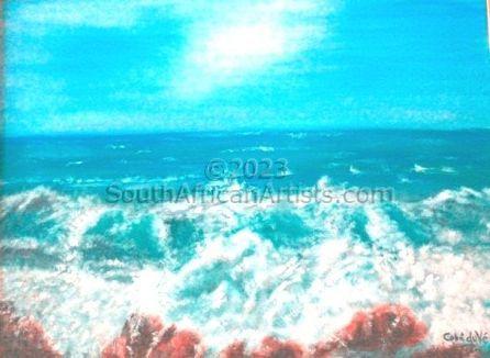 Angry Waves