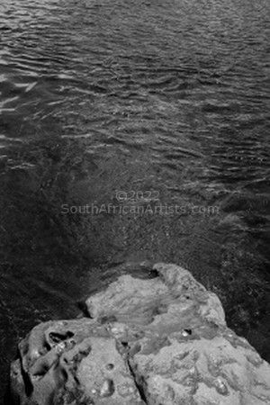 Rock, Underwater Rock