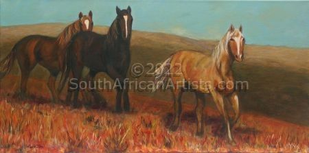 Horses - Free Spirits