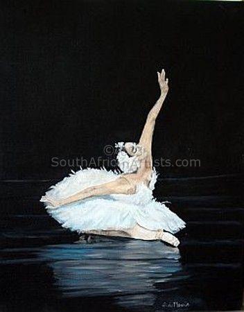 Swan Lake #1