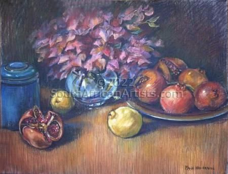 Joseph: Pomegranates III