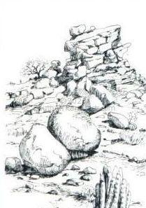 Rock Formation II