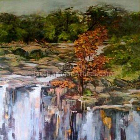 Vic Falls in Autumn 2011