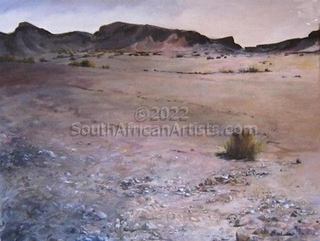 Fields of Mica, Richtersveld