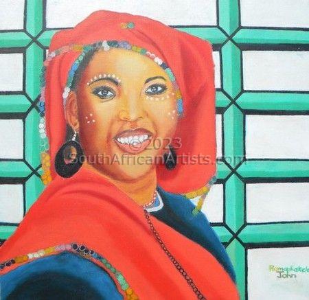 Afican Queen