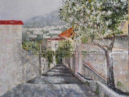 Down the Lane - Athens