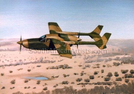 Cessna 337 Lynx