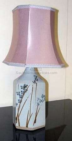 Large lamp (fitted)