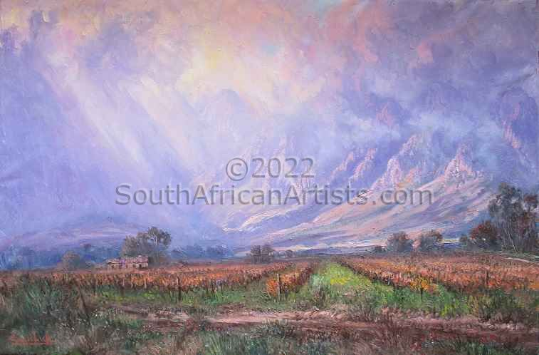 De Doorns, Hex River Valley