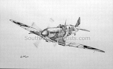 Spitfire MK-VIII