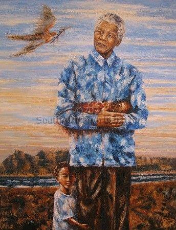 Nelson Mandela - Hope