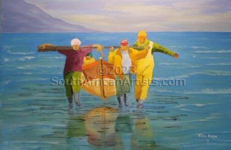 Fishermen-Vissermanne
