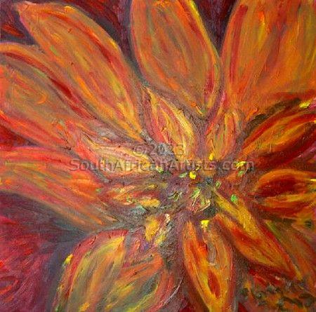 Rustic Flower