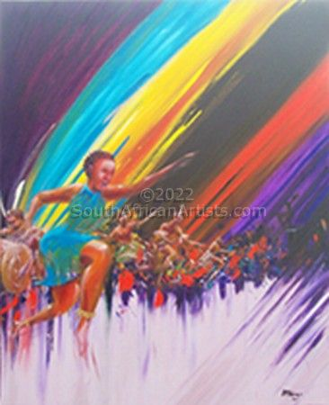 Rainbow Motion