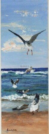 Free as the Sea-Breeze