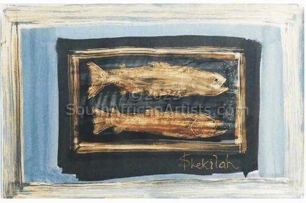 Framed Fishes