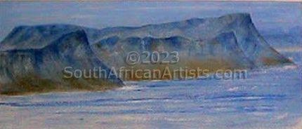 Cape Peninsula - Sea of Mountains