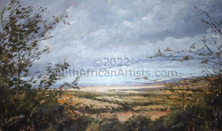 Stormy Cradock Country
