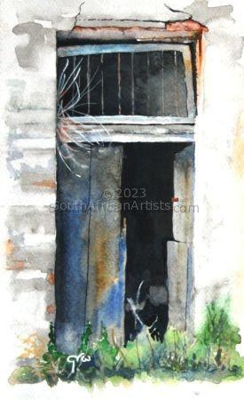 Italy Door 1