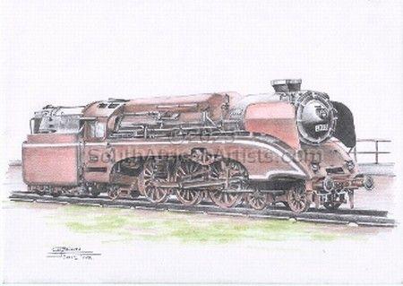 Locomotive 2 of 8
