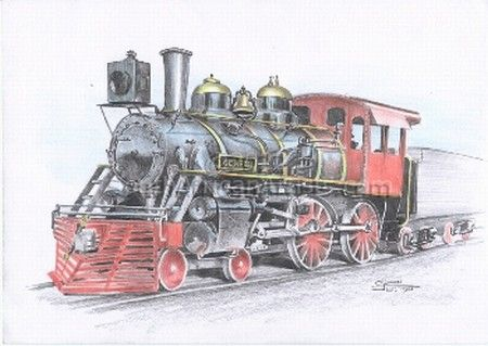 Locomotive 5 of 8