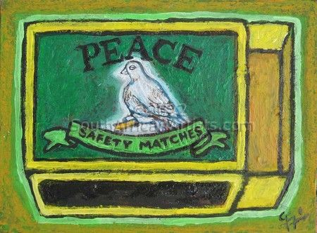 Green Peace Matches