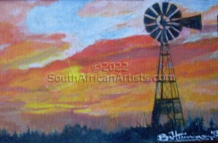 Windmill Karoo