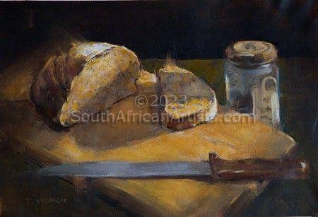 'N Snytjie Brood - A Slice of Bread