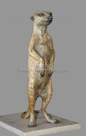 Stokstert Meerkat